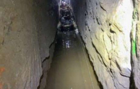 Ameriške oblasti so med Mehiko in Kalifornijo odkrile najdaljši predor za tihotapljenje doslej (foto)