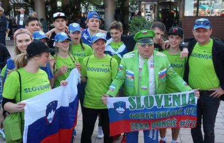 """Dragić pokvaril Dončićev 21. rojstni dan, a je bil domačih navijačev vseeno vesel: """"To da pride toliko Slovencev, je res nekaj posebnega za nas"""""""