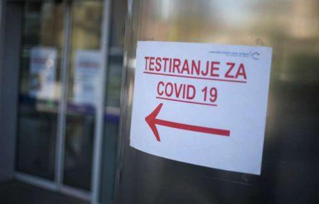 V vseh slovenskih mestnih občinah se danes začenja množično testiranje na novi koronavirus
