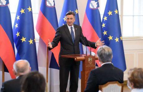 Stvar se e predolgo vleče: Pahor bo organiziral pogovor med Ukomom in STA