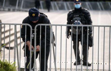 Policija vse bolj izgublja zaupanje Slovencev