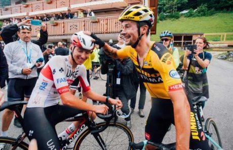 Po lanski slovenski veselici na kolesarski dirki po Španiji bi utegnil biti tudi Pariz kraj srečnega imena za deželo na sončni strani Alp