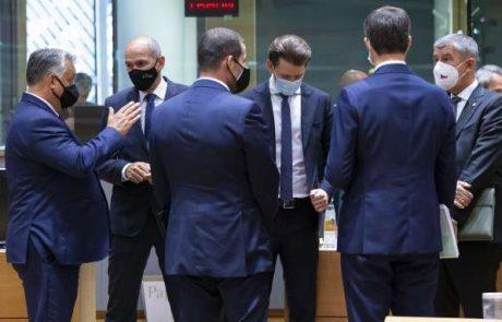 Vrh EU dosegel dogovor glede Turčije in sankcij proti Minsku