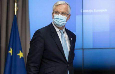 """Za dogovor le še nekaj ur časa, glavni pogajalec EU za brexit Michel Barnier opominja: """"To je trenutek resnice"""""""