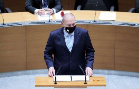 DZ je danes Jožeta Podgorška imenoval za ministra za kmetijstvo, gozdarstvo in prehrano
