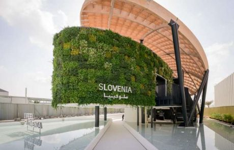 """Počivalšek v Dubaju na prizorišču svetovne razstave Expo 2020: """"Slovenija bo na Expu pokazala znanje, inovativnost in energijo"""""""