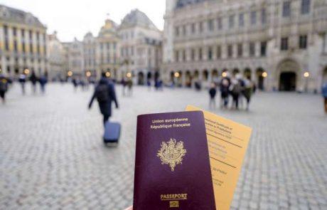 """Von der Leynova: Predlog komisije glede zelenega potnega lista o cepljenju, ki bi moral """"olajšati življenja Evropejcev"""" še v marcu"""