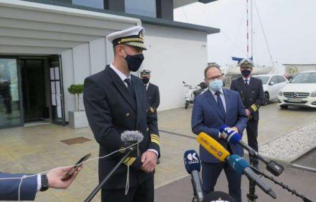V Kopru odprli nov center za nadzor prometa na morju
