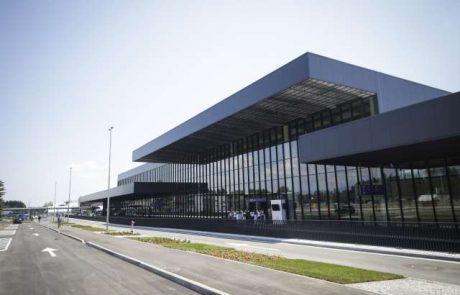 Cepljenje proti covidu-19 od danes naprej tudi na ljubljanskem letališču