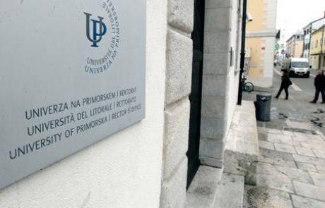 Kadrovski osip na primorski univerzi