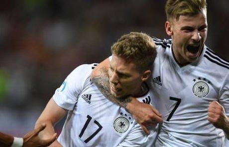 Najboljši nogometni podmladek v Evropi ima Nemčija (VIDEO)