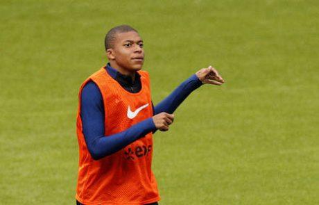 Prestopni rok: Mbappe uradno k PSG, Alexis ostaja