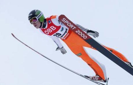 Eisenbichler z zmago v Klingenthalu osvojil poletno VN FIS