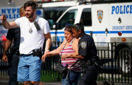 Strelec napadel newyorško bolnišnico v Bronxu