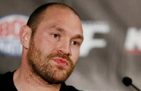 Fury pozitiven na kokain, grozi mu odvzem šampionskih pasov