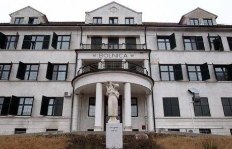 Trboveljska bolnišnica ostala brez direktorice