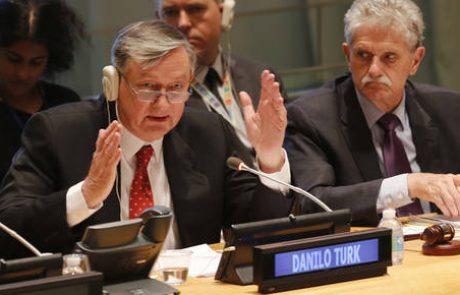 The Washington Post: ZN potrebujejo voditelja, kakršen je Danilo Türk