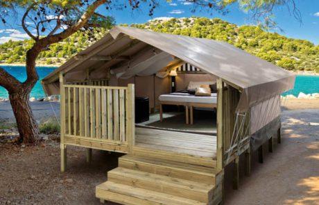 Tako bo videti luksuzen kamp blizu Pule na Hrvaškem