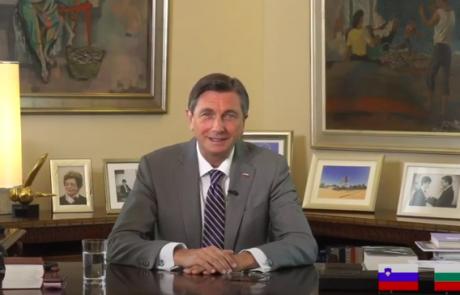 Ste že slišali, kaj je priznani slovenski glasbenik 'zakuhal' predsedniku Pahorju?