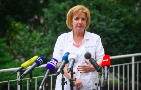 Bojana Beović želi pomagati zdravnikom v stiski