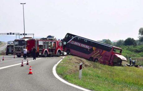 Umrlo je deset ljudi: Takšno kazen je dobil voznik avtobusa, ki je na Hrvaškem povzročil nesrečo