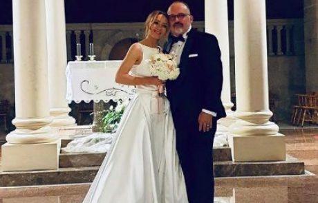 Darilo neprecenljive vrednosti: oče Tonyja Cetinskega mu je za poroko pripravil pravo presenečenje