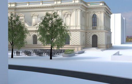 Dunaj odpira enega največjih muzejev moderne umetnosti na svetu »Albertina modern«