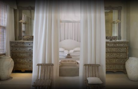 To so najbolj seksi hotelske spalnice na svetu!