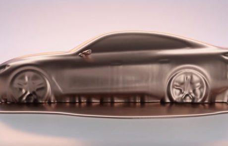 BMW predstavil električni avto s 600-kilometrskim dosegom