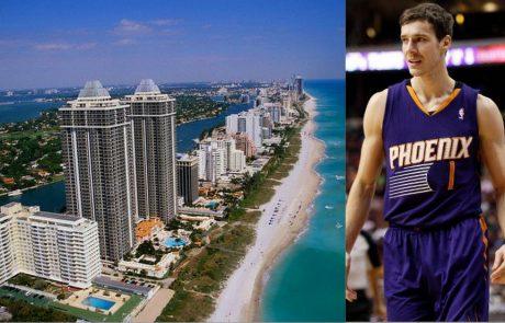 Kako bo Goran Dragić živel v Miamiju?