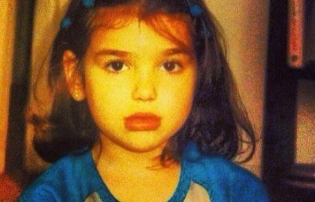 Ta simpatična deklica je danes ena najlepših pevk na svetu
