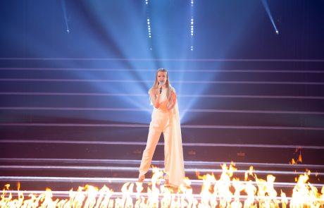 VAU: Ste že slišali novo evrovizijsko skladbo Amen, s katero nas bo Ana Soklič zastopala na letošnji Evroviziji?