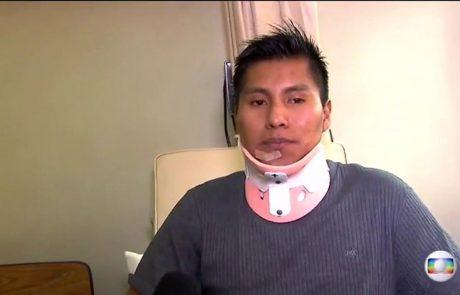 ROJEN POD SREČNO ZVEZDO: Preživel letalsko nesrečo, nato pa še enkrat za las ušel smrti