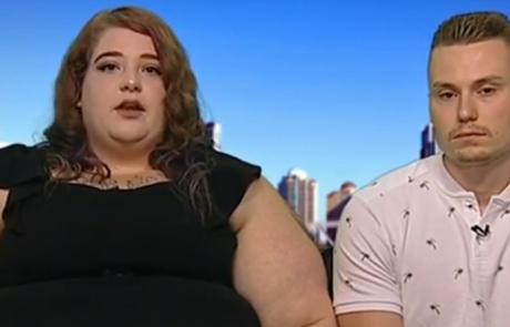 """Pridobila je kar 76 kg, da bi zadovoljila čuden fetiš svojega fanta: """"Zdrava sem in srečna"""""""