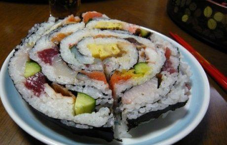 Največji sushi na svetu
