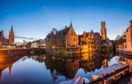 V Sloveniji imamo eno izmed najbolj romantičnih mestec v Evropi!