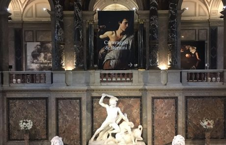 Caravaggio in Bernini na Dunaju: Razstava, ki nas je očarala!