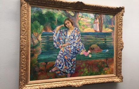 Za vse ljubitelje umetnosti: Razstava v dunajski Albertini z naslovom od Moneta do Picassa, sedaj tudi v virtualni različici