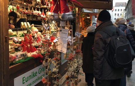 Izognite se gneči: Trije simpatični, skriti, božični sejmi na Dunaju