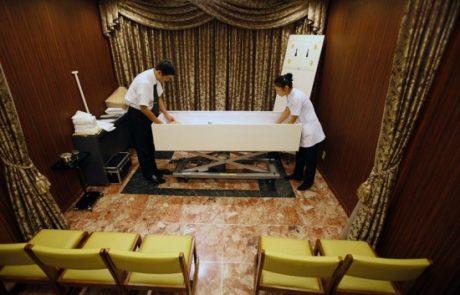 Strašljiv hotel, ki sprejema le mrtve goste