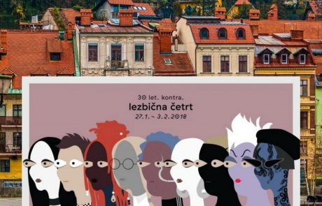 Festival Lezbična četrt se poklanja 30-letnici Škucove LL sekcije