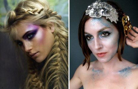 15 seksi make up idej za noč čarovnic