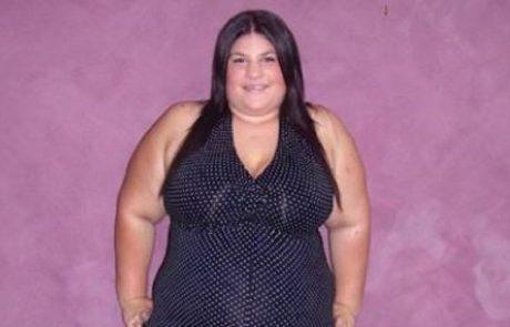 Pri 18-ih letih je imela 135 kg, danes se za njo obračajo vsi