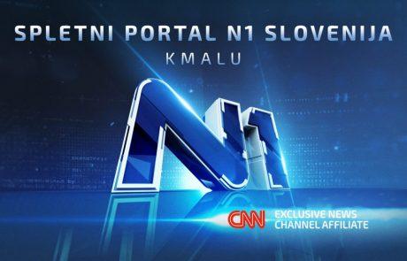 Informativni spletni portal N1 bo v Sloveniji zaživel 16. junija