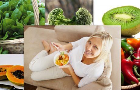 10 živil z največ vitamina C