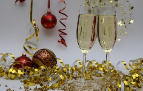Kaj pravijo običaji za novega leta dan?