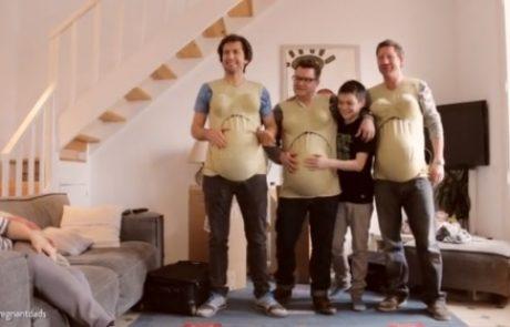 Te trije moški so se svojim mamam poklonili na ZELO poseben način! (video)