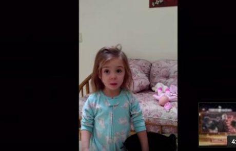Video dneva: Očitno je ni hujše stvari, kot da otroku pojemo njegove sladkarije