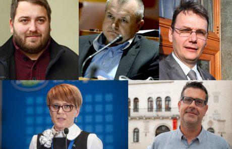 NOVO NA DESNICI: Skupina starih političnih obrazov gre skupaj na volitve