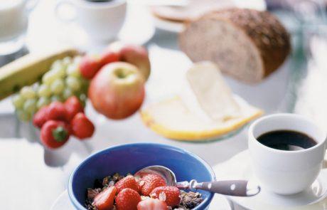 Kaj za zajtrk jedo najbolj fit zvezdnice?